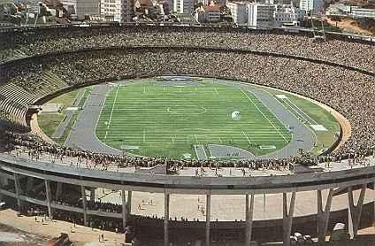 Si la Copa América y la Copa Oro fueran Una (Estadios)