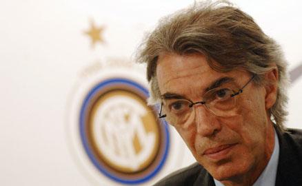"Massimo Moratti: ""El Inter está más fuerte sin Ibrahimovic"" Moratti"