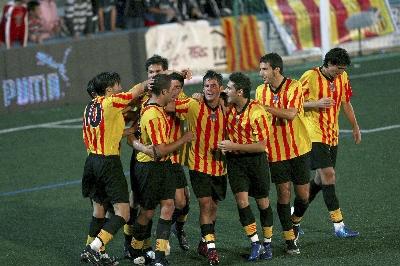 El sant andreu gana al espanyol en la final de la copa - Barrio de sant andreu ...