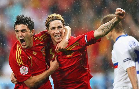 España es la gran favorita