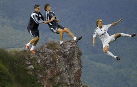 de agosto de 2009 | 13:09 pm · Liga Fútbol · Real Madrid