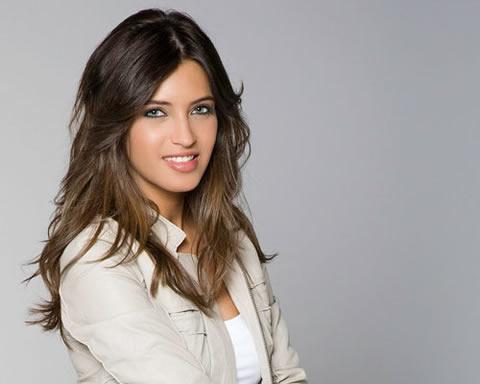 very beautiful girl in spanish