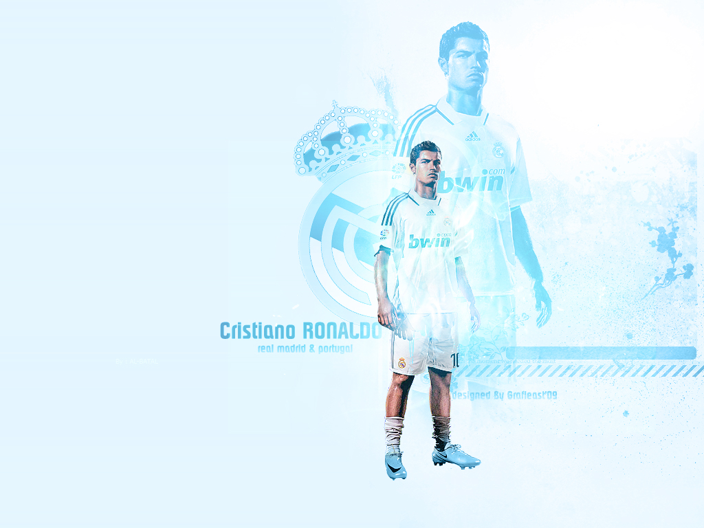 Cristiano Ronaldo Con El Real Madrid  Videos HD
