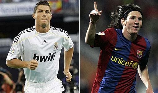 El mejor jugador del mundo, ¿Messi o Ronaldo?........
