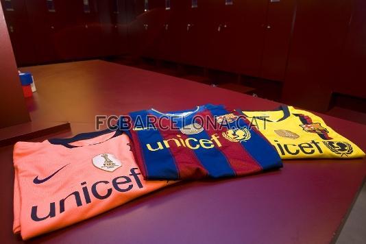 """На футболках  """"Барсы """" появится логотип чемпионов мира."""