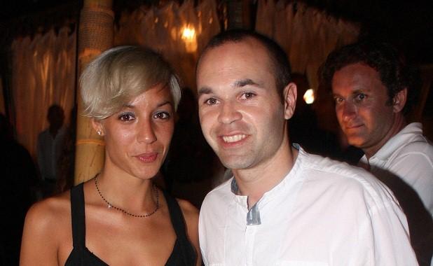 Mujeres y novias de los jugadores del Barça