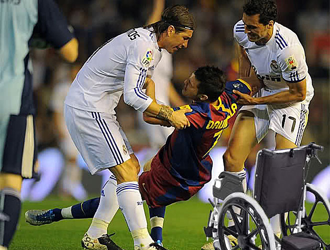 De 2011   17 09 Pm    David Mart  Nez    FC Barcelona    Real Madrid