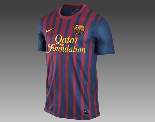 c253e7434ca4e El Barça ya tiene preparada las nuevas camisetas para la próxima temporada.  Nike