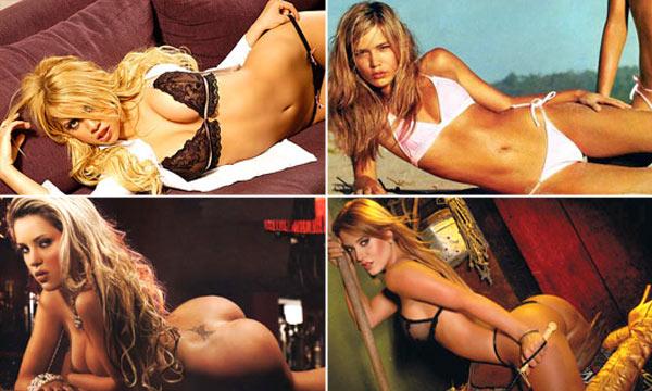 Mujeres Botineras Desnudas