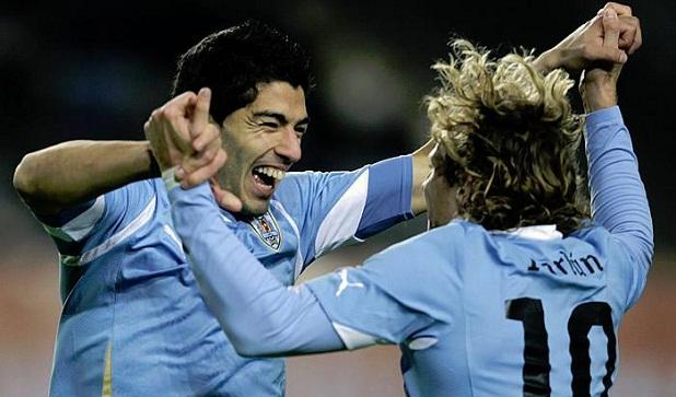 Uruguay-Copa América 2011