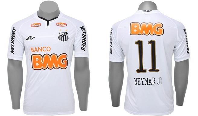 80d99056ca552 ¿Te gustaron los nuevos modelos de Nike para la nueva camisa del Santos