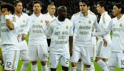 El Madrid muestra su apoyo a Abidal y Muamba2