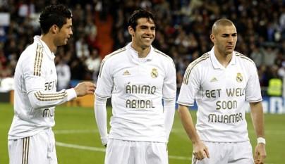 El Madrid muestra su apoyo a Abidal y Muamba3