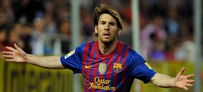 Los futbolistas mejor pagados en 2012