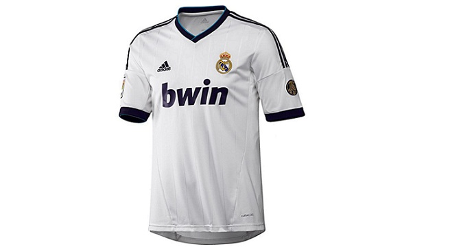 Real Madrid Camiseta 2013