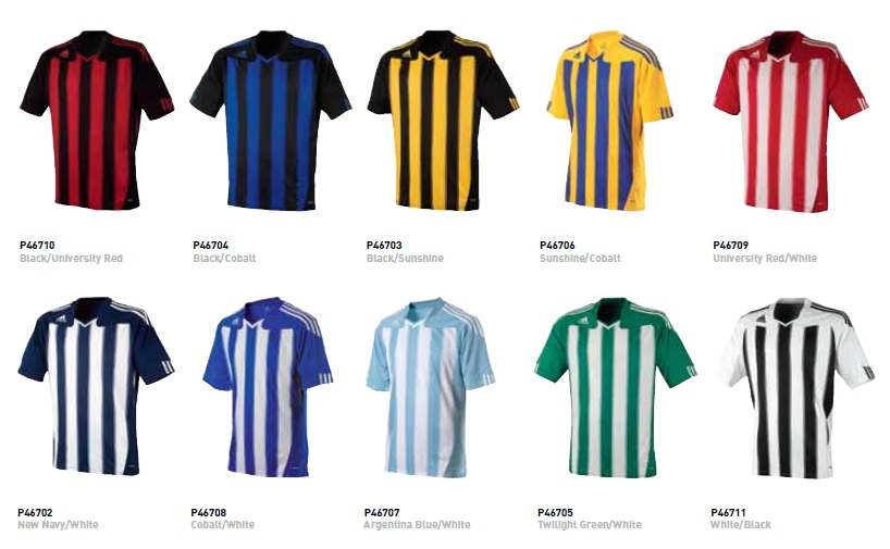 adidas futbol equipos