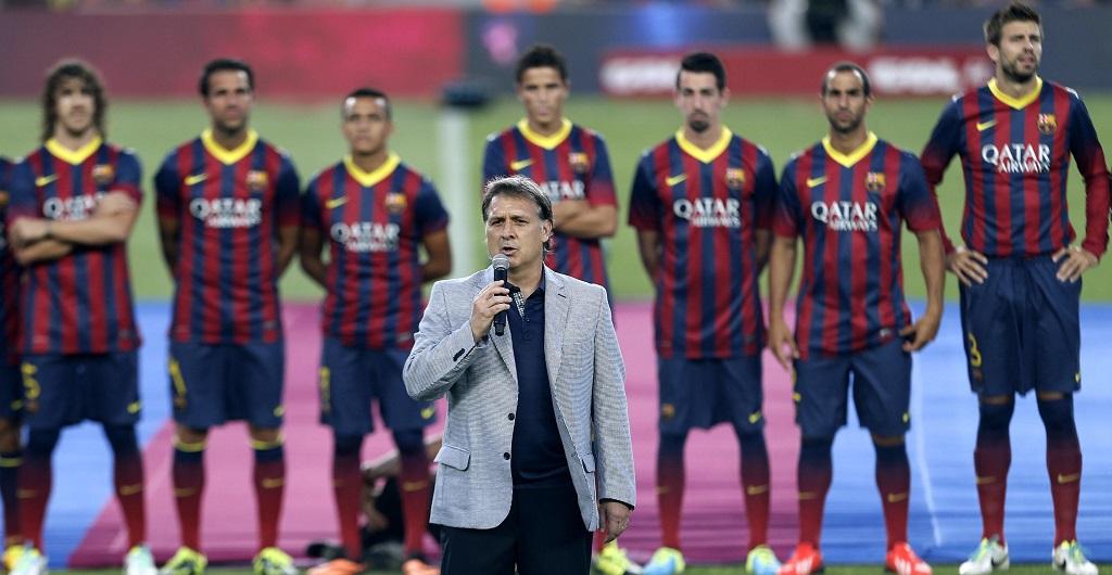 Fichajes del Barça para la temporada 2014-2015