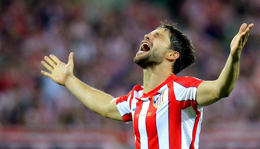 Diego Ribas - Atlético
