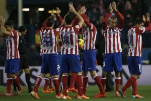 El Atlético es más líder que nunca