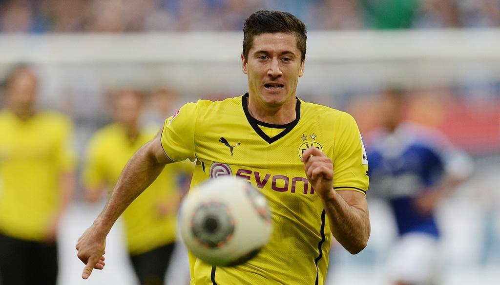 Lewandowski Borussia Dortmund