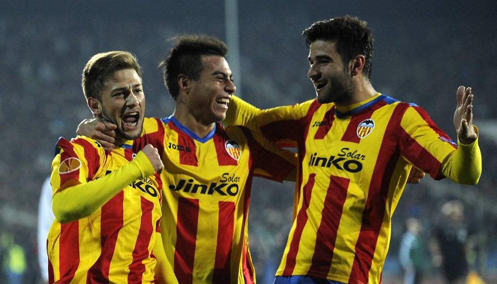 Ludogorets Valencia