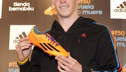 Aflojar Incontable Ligadura  Las nuevas botas de fútbol de Gareth Bale
