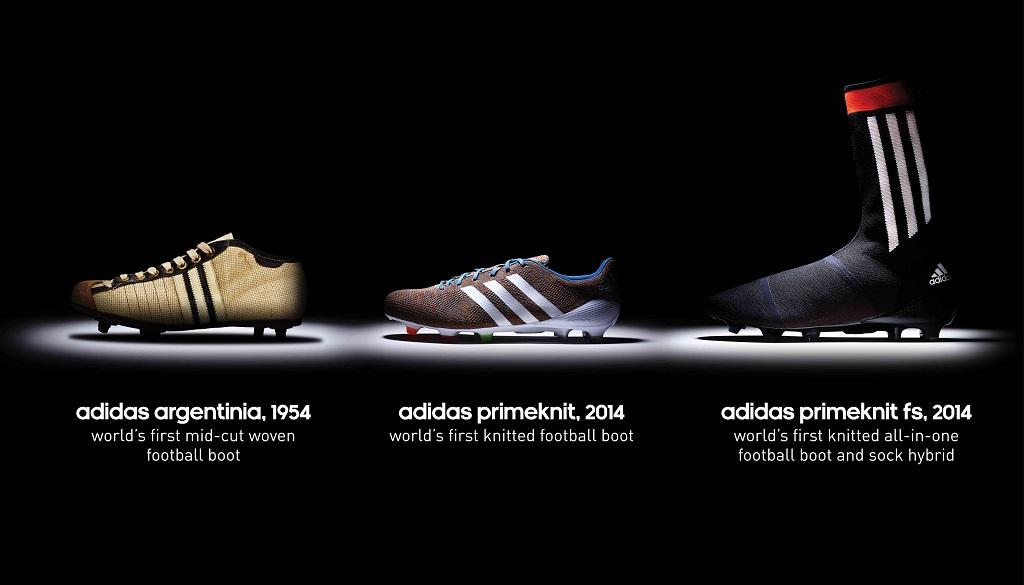 botas de futbol adidas historicas