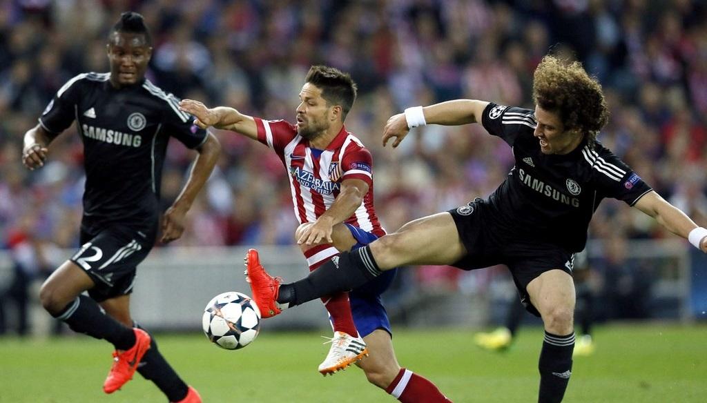 Atletico de Madrid Chelsea 3
