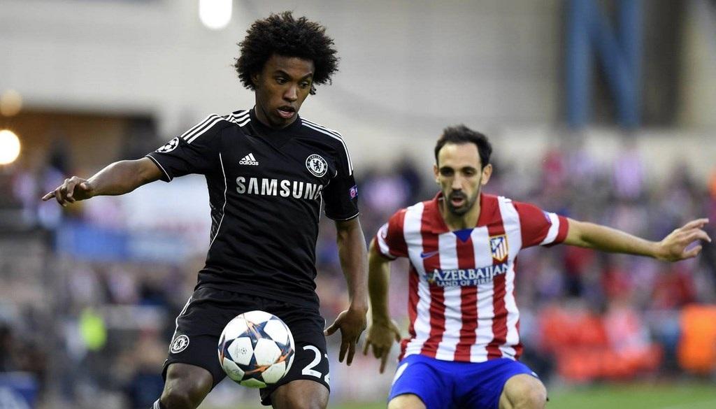Atletico de Madrid Chelsea 9