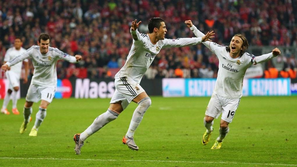 Bayern Madrid 11