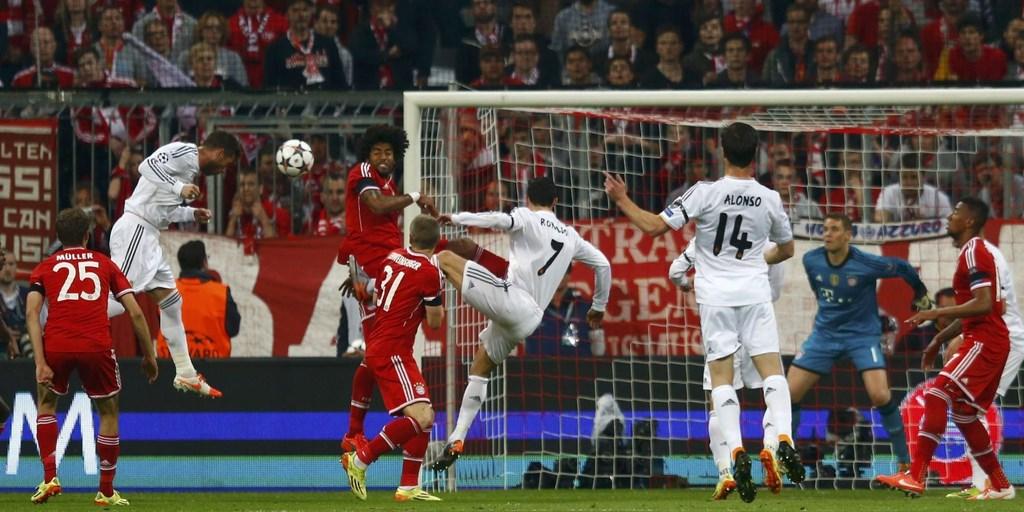 Bayern Madrid 9