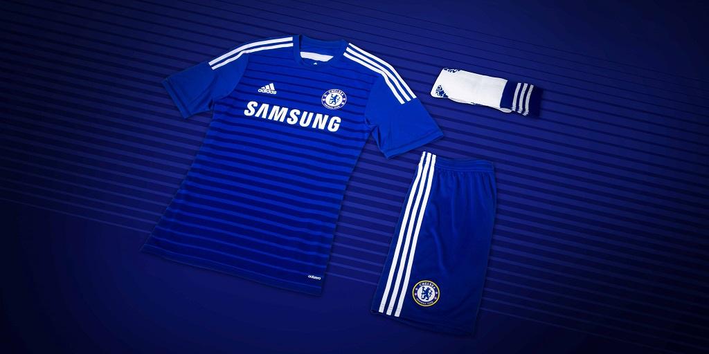 Equipacion Chelsea 2014-2015