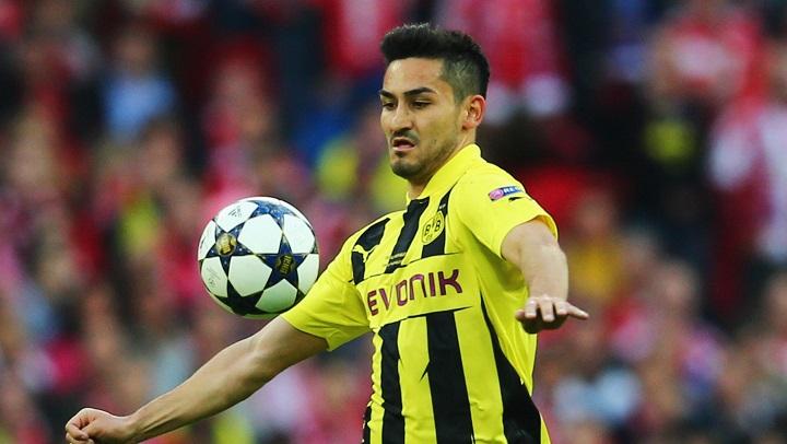Gundogan Borussia
