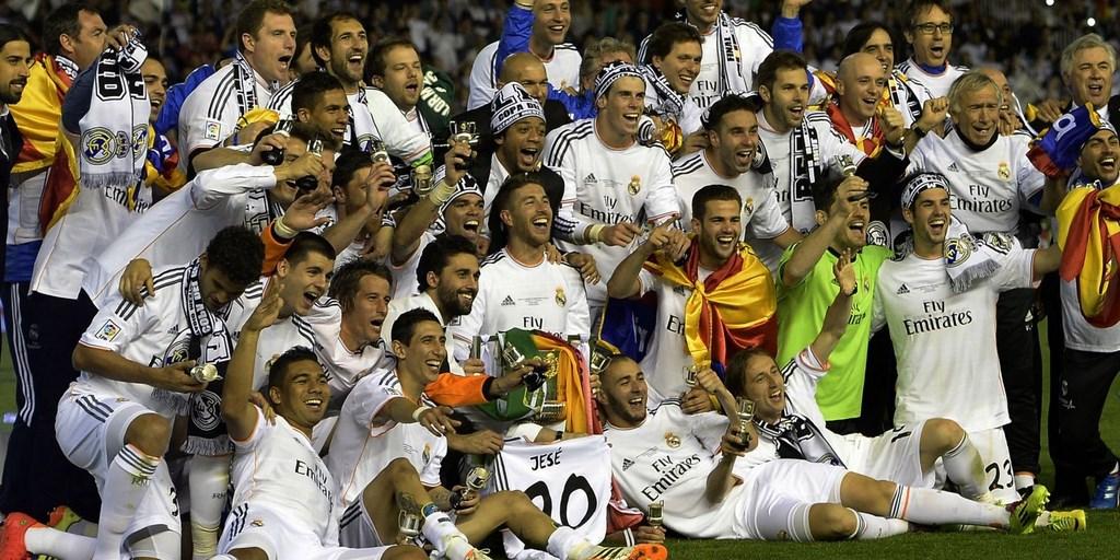 Madrid Barcelona 6