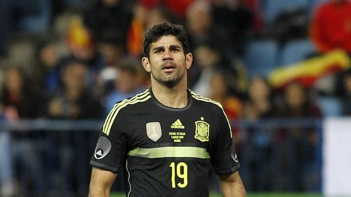 Diego Costa seleccion