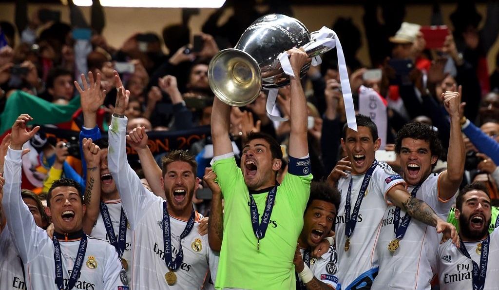 Real Madrid v Atlético MadridUEFA Champions League