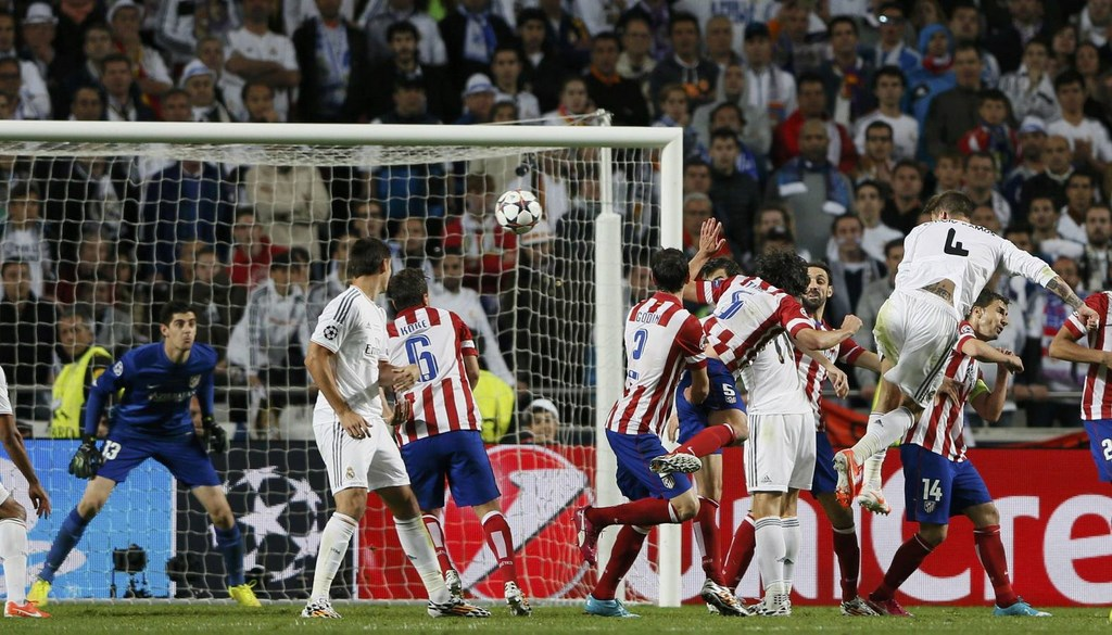 Real Madrid Atletico de Madrid 16