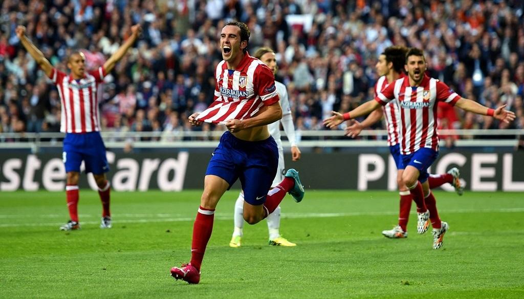 Real Madrid Atletico de Madrid 9