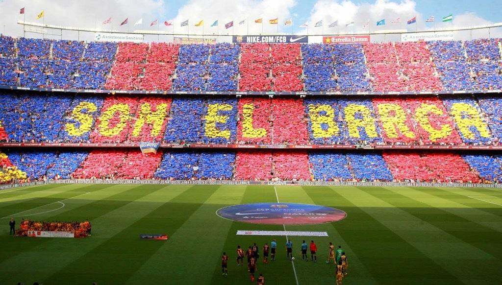 mosaico Camp Nou