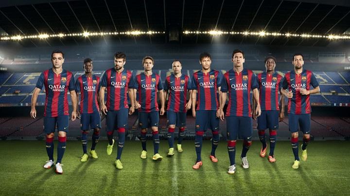 nueva camiseta barcelona 2