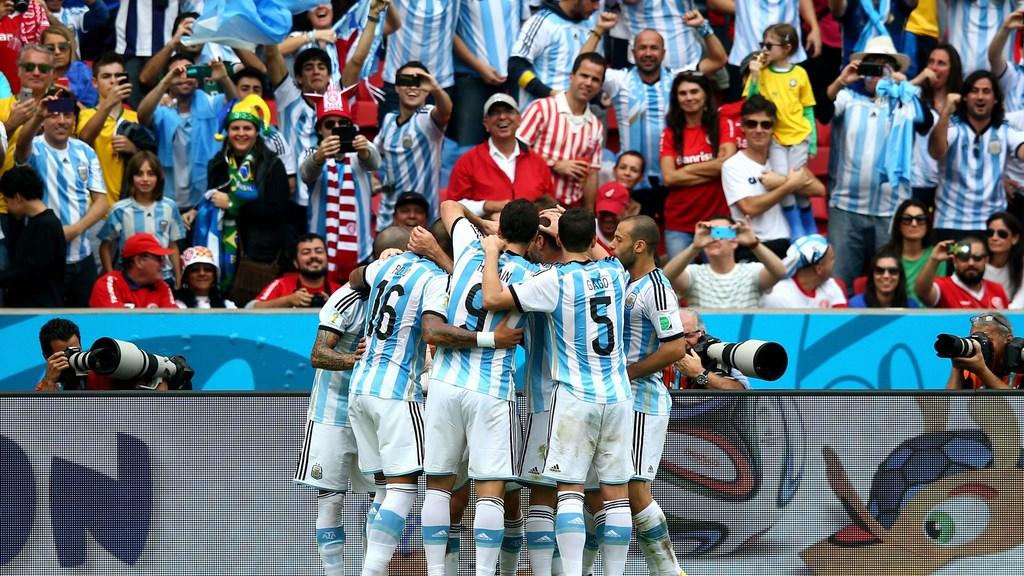 Argentina Nigeria 7