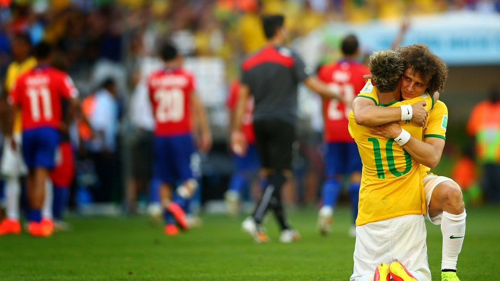 Brasil Chile 7