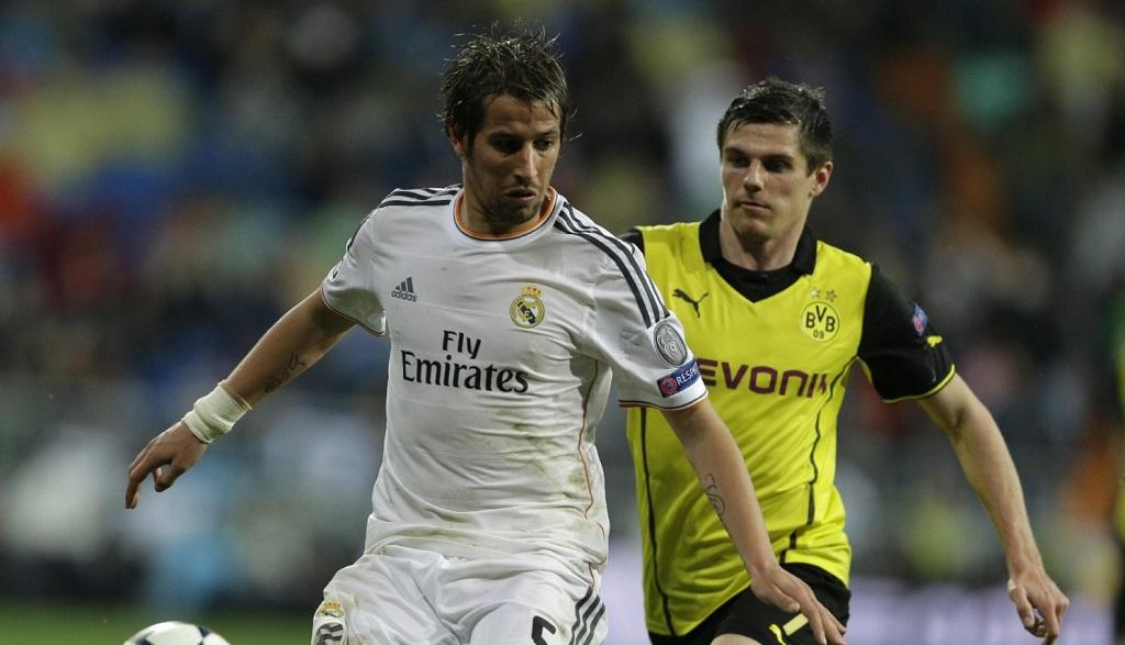 Fabio Coentrao Borussia Dortmund