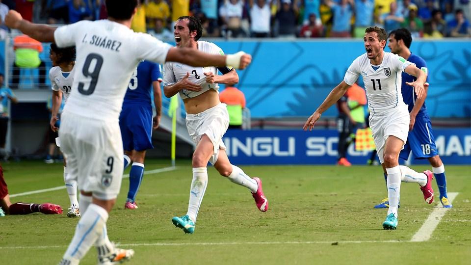 Italia Uruguay 11