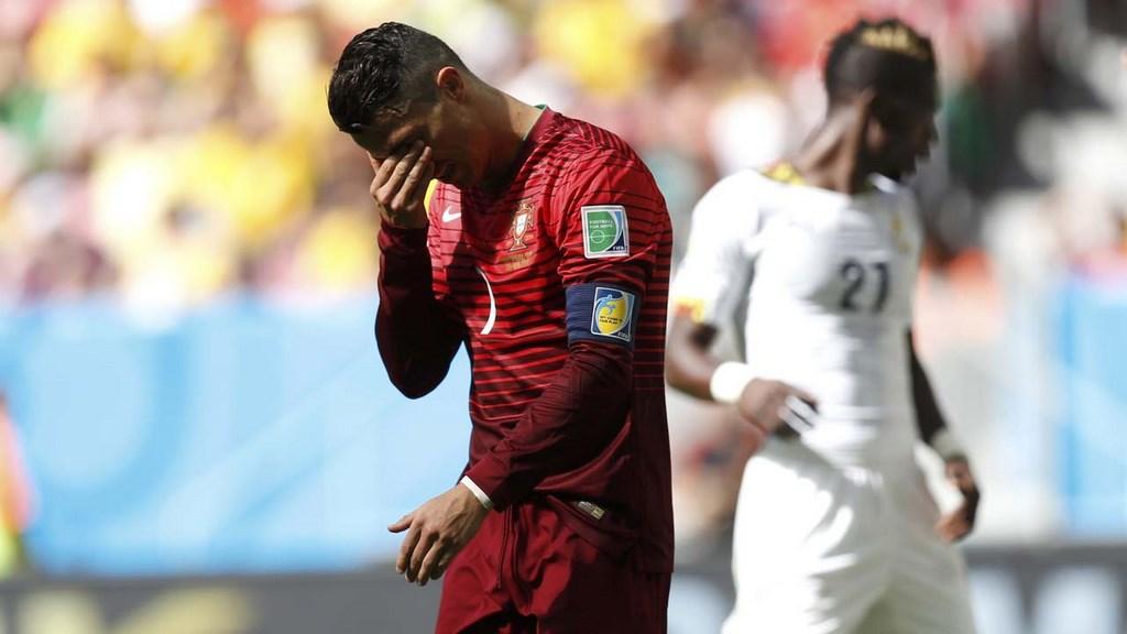 Portugal Ghana 10