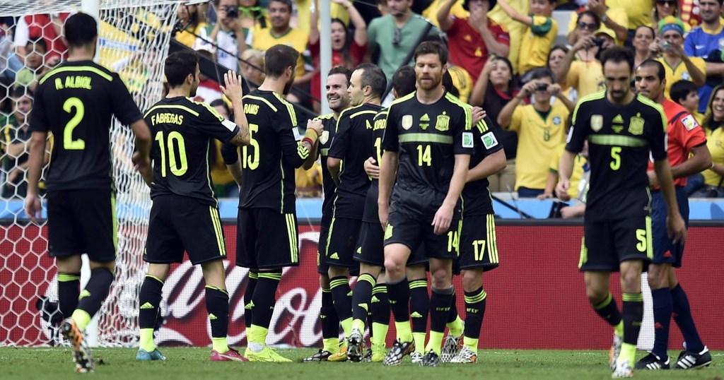 Spain Australia 16