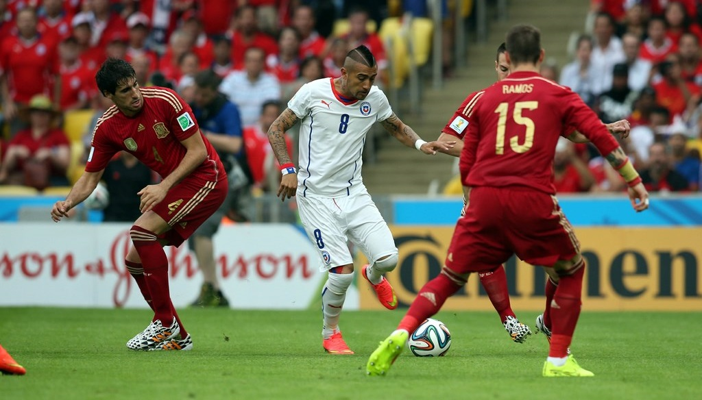 Spain Chile 11