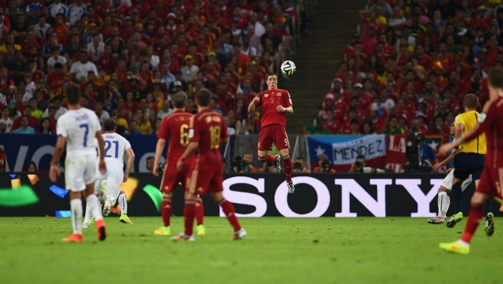Spain Chile 6
