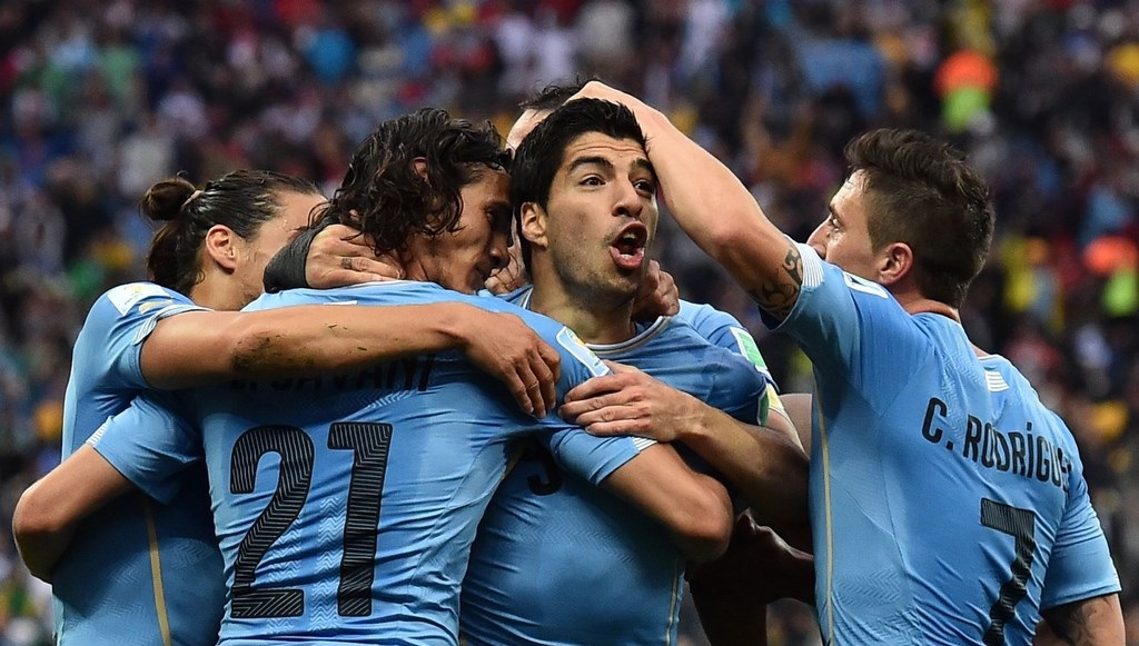 Uruguay Inglaterra 6