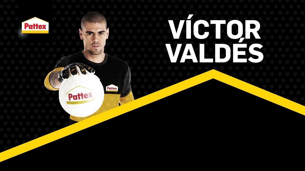 Victor Valdes Pattex